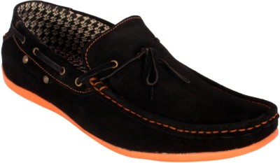 Merashoe Msc8027-Black Loafers