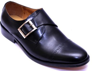 Ausli Monk Strap Shoes