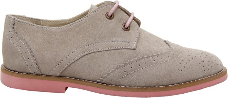 Hats Off Accessories Sand Lace Ups Corporate Casuals