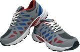Contablue Zigzag Running Shoes (Grey)