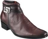 Mochi Men's Boots (Brown)