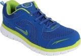 I-Sports Running Shoes (White, Blue)