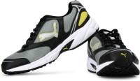 Puma Men Running Shoes(Grey, Yellow, Black)