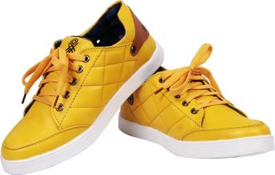 Demkas Yellow Casuals