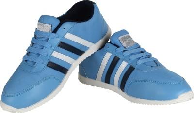Vivaan Footwear Blue-193 Walking Shoes