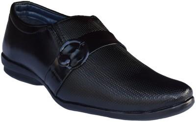 Jk Port Jkp019blk Slip On Shoes