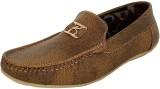 Volvar Footwear Loafers (Brown)