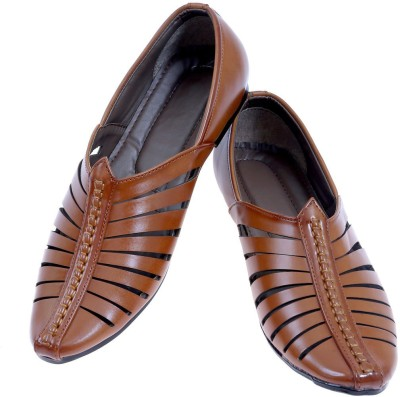 Presidency Men Tan Sandals