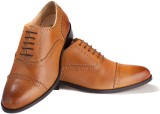 Walker Styleways Excellent Tan Leather B...