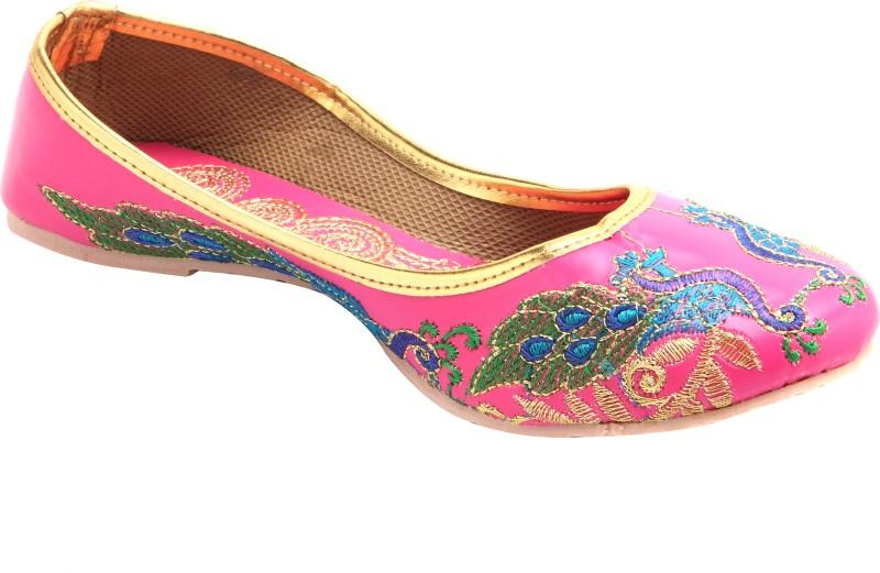 Forever Footwear Bellies(Pink)
