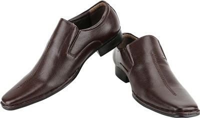 Adam Step Solid Slip On Shoes