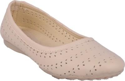 Advin England Women Beige Flats