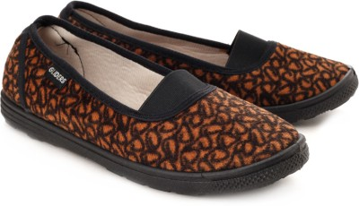 Gliders by Liberty Walking Shoes(Brown)