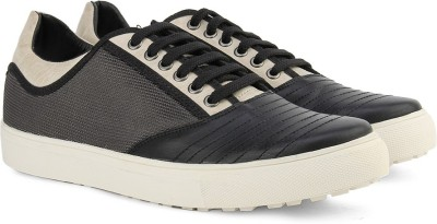 Knotty Derby Men Sneaker(Beige, Black, Grey)