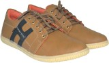 Human Steps Classic Sneakers (Tan)