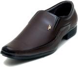 Oora Formal Slip On Shoes (Brown)