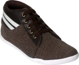 Vittaly Smart Casual Shoes (Brown)