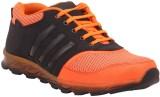 Foot n Style Running Shoes (Orange, Blac...