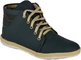 Fine Comfort Canvas Shoes (Blue)