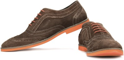 Style Centrum Men Corporate Casuals(Brown)