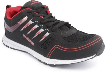 Blue Hut Haddock Black Running Shoes