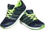 HDL Running Shoes (Green, Blue)