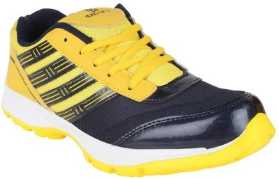 Firemark AEROBLKYELLOW-5 Casual Shoes