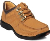 Autosity casual shoes (Brown)
