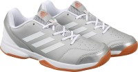 Adidas GUMPTION INDOOR Indoor Shoes(Silver)