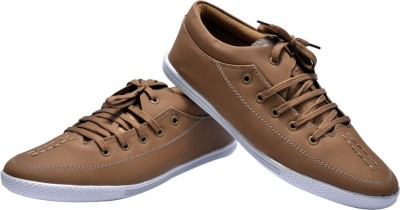 Prolific Fox Rider Casual Shoes(Tan)