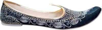Carresa New Style & Heavy Embroidered Punjabi Jutis