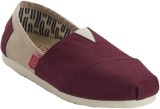 Urban Monkey Canvas Shoes (Red)