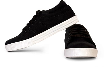 Sam Stefy Canvas Shoes(Black)