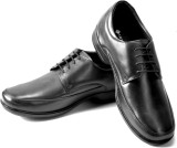 Ajanta Imperio Shoes Lace Up Shoes (Blac...