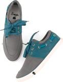 Froskie Sneakers (Grey, Green)