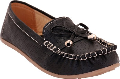 TROTTERS Loafers(Black)