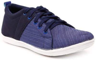 Shoekool Smart Blue Casuals Sneakers