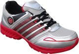 Adreno Sports 7 Running Shoes (Silver)