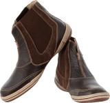 tZaro Boots (Brown, Brown)