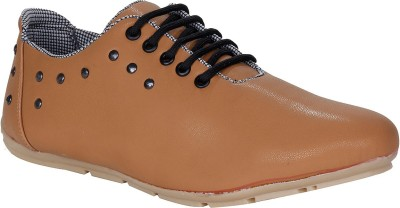 Knight Ace Kraasa Patent Canvas Shoes, Casuals, Sneakers