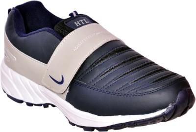 Hitcolus N.blue & Grey Running Shoes, Walking Shoes