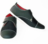 Red Cube Casuals (Black)