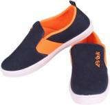 Genial Casuals, Loafers (Orange)