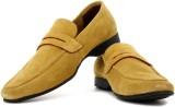 Alberto Torresi Loafers (Yellow)