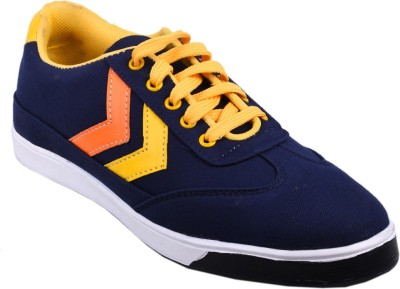 cool river Canvas Shoes