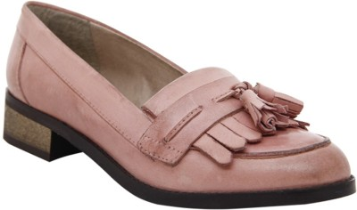 Hats Off Accessories Pink Loafers