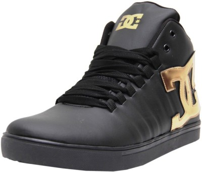 West Code Men's Synthetic Leather Casual Shoes 7090-G-Black-7 Casuals