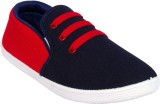 Star Ab M2bluered Canvas Shoes