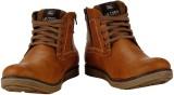 Le Costa 3217 Boots (Tan)