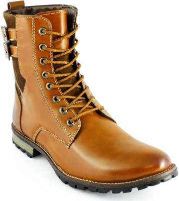 Richfield Rado Dr. Jurgens Tan Boots